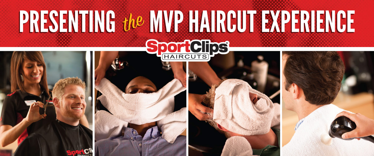The Sport Clips Haircuts of Plano MVP Haircut Experience